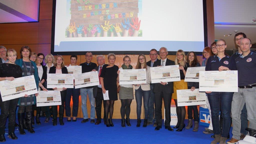 Förderpreis der VR-Bank Nürnberg 2016