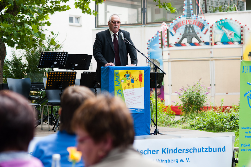 35. Jubiläum Kinderschutzbund Nürnberg