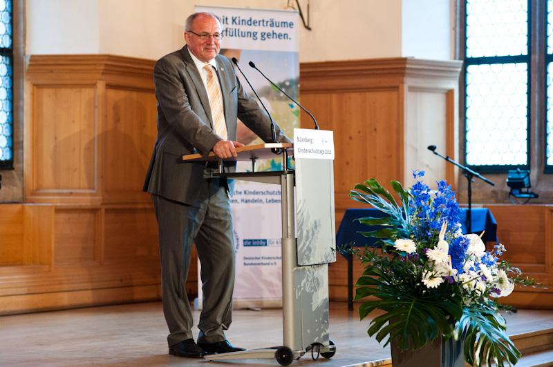 Kinderschutztage in Nürnberg 2012
