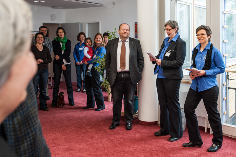 Tag der offenen Tür 2012